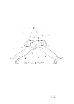 DEXTER & MATEO