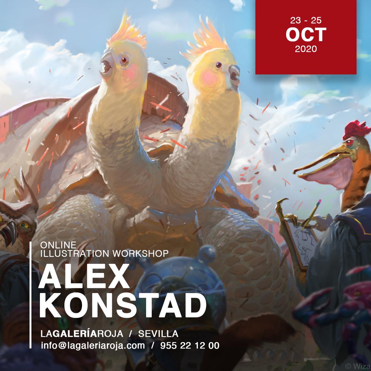 ALEX KONSTAD