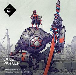JAKE PARKER