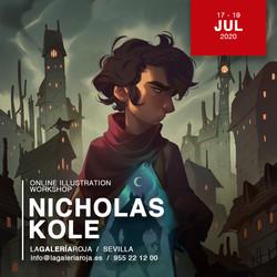 NICHOLAS KOLE