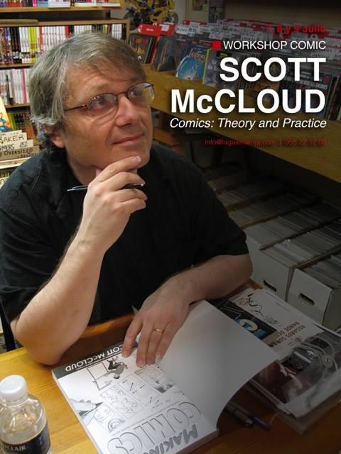 SCOTT McCLOUD