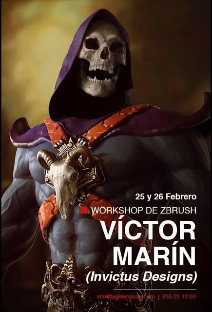 VÍCTOR MARÍN (Invictus Design)