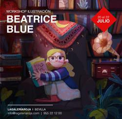 BEATRICE BLUE