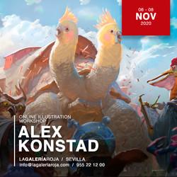 ALEX KONSTAD NOV 01 2020