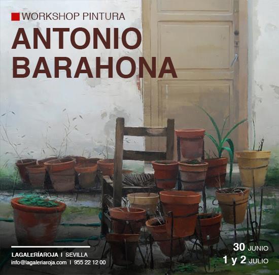 ANTONIO BARAHONA