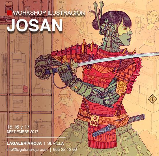 JOSAN GONZÁLEZ