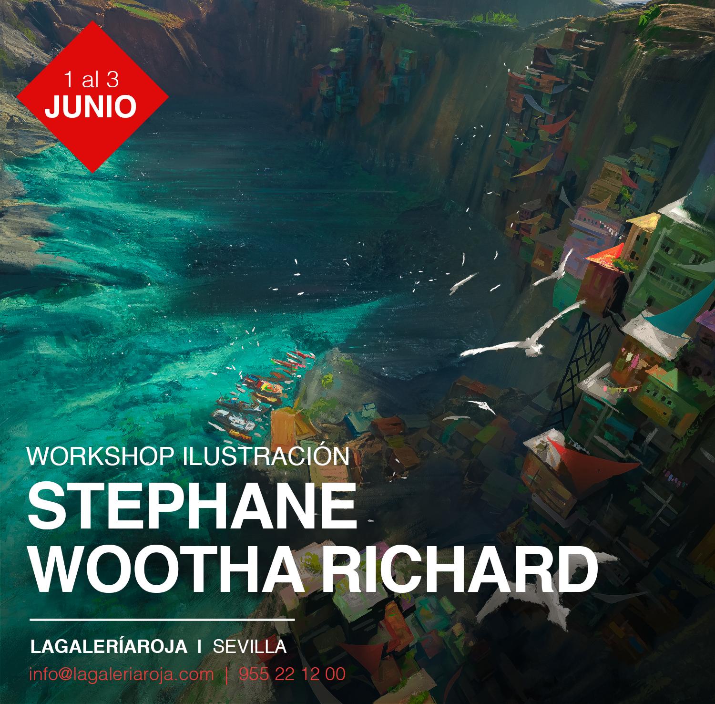 STEPHANE WOOTA RICHARD