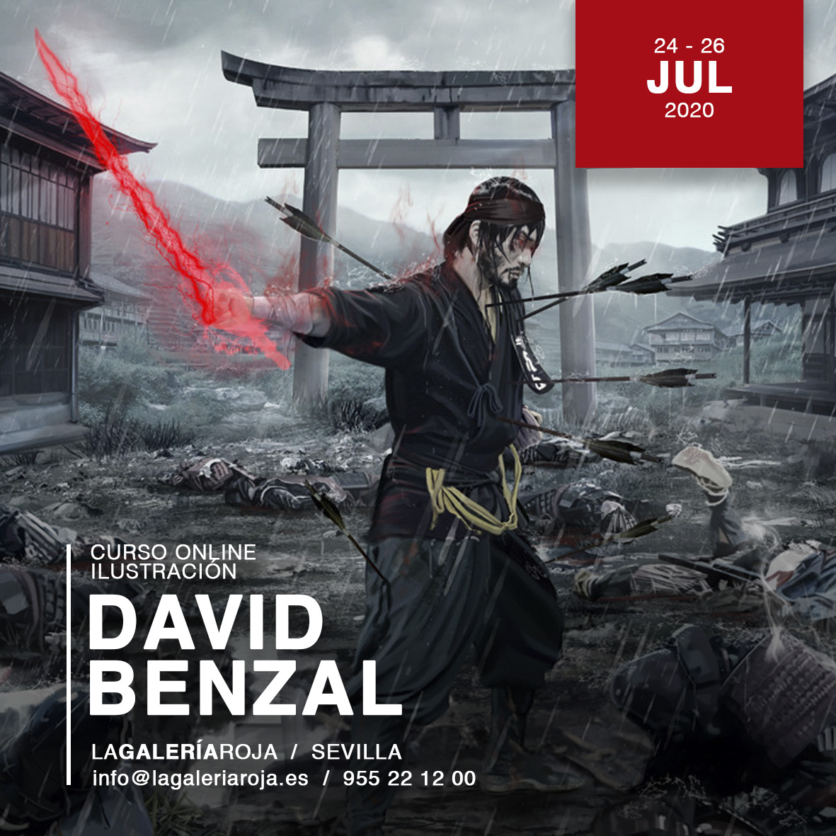 DAVID BENZAL