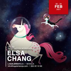 ELSA CHANG