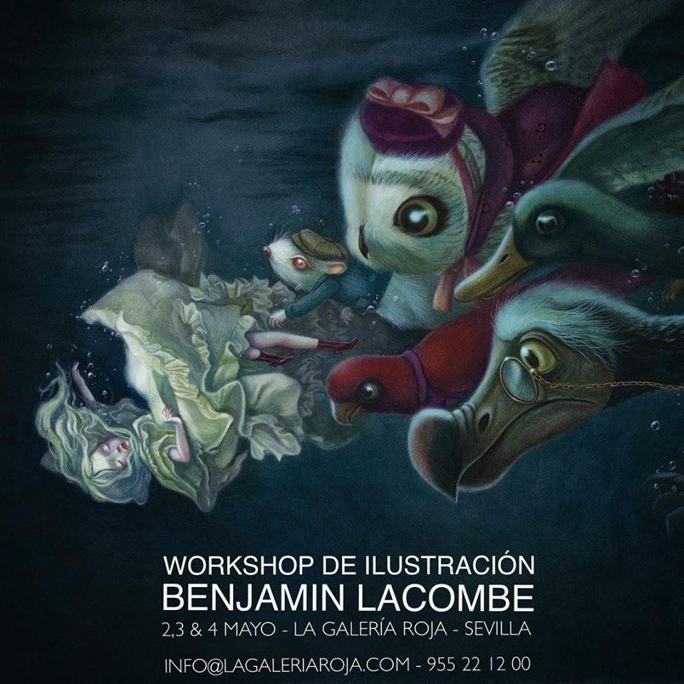 Benjamin Lacombe