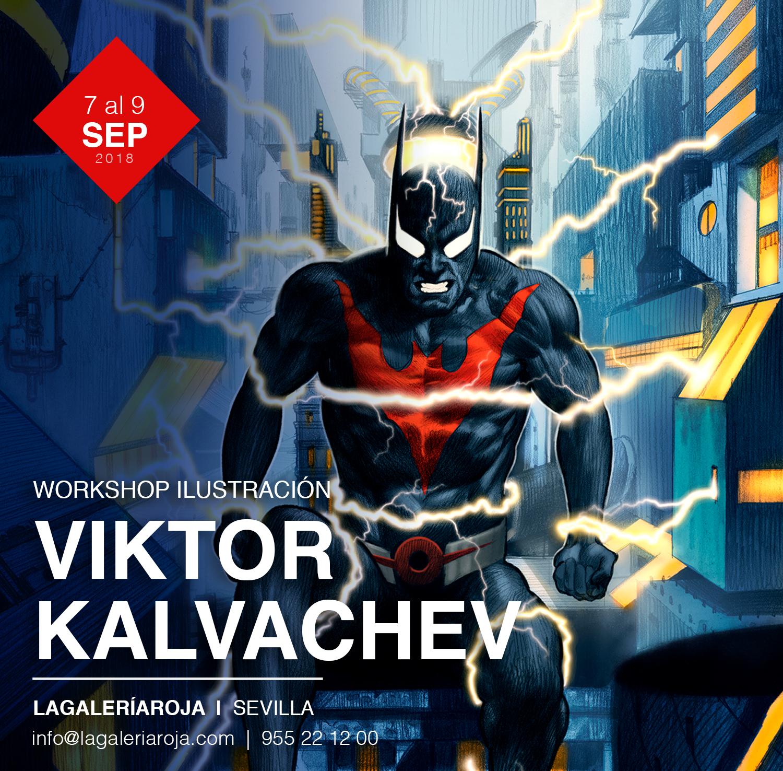 VIKTOR KALVACHEV