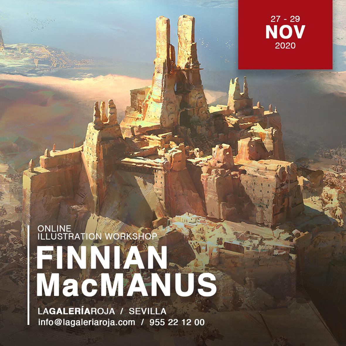 FINNIAN MACMANUS