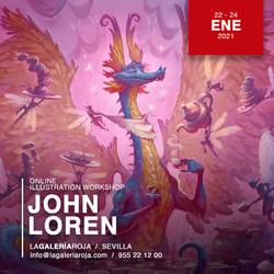JOHN LOREN