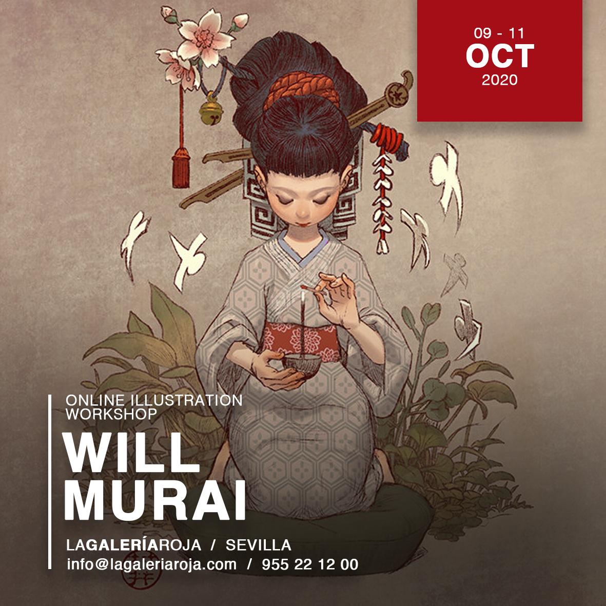 WILL MURAI