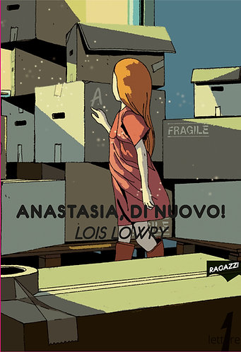 Anastasia, di nuovo!
