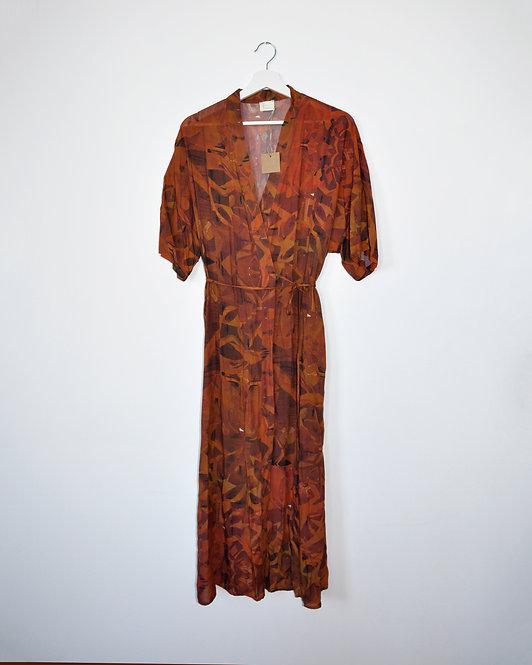Kimene Dress in Ritmos