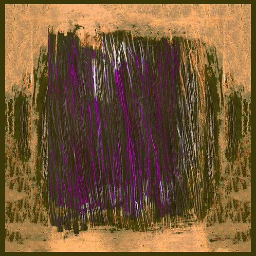 Scratch Lavender Shawl