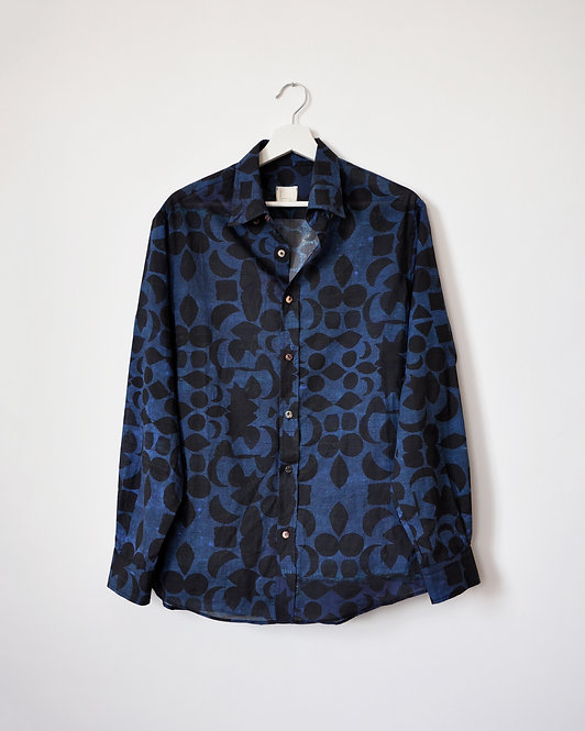 Tenero Shirt in Agave