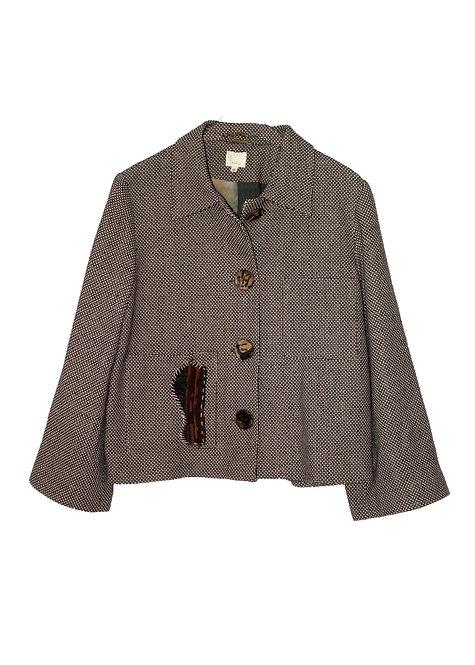 Molly Jacket Noir