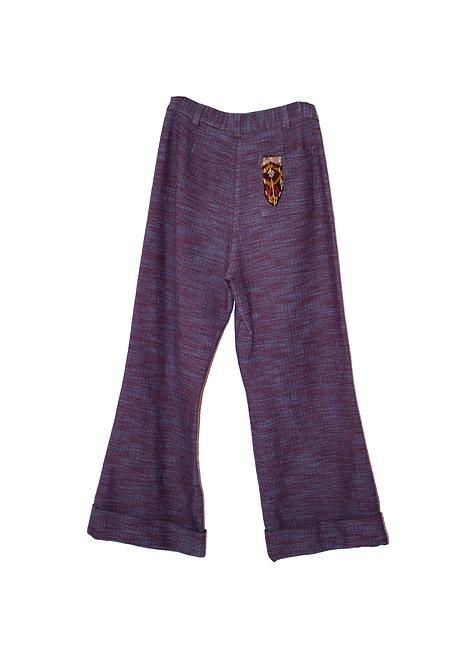 Aya Pants Lilac Palette