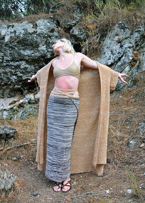Knit Sarong - Illusion