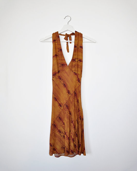 Donna Dress in Scorpio