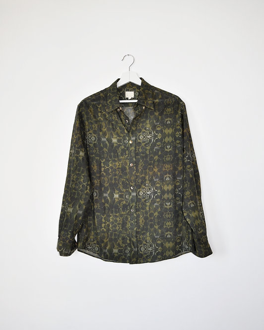 Tenero Shirt in Verde