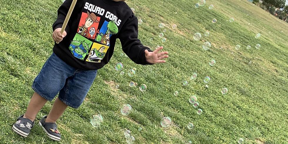 Unicus Family Events: Bubble Floods (3)