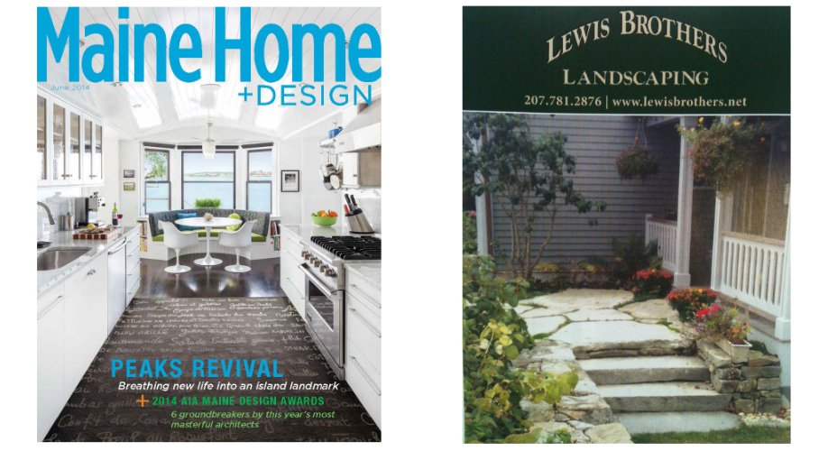 Featured Client in Maine Home & Design