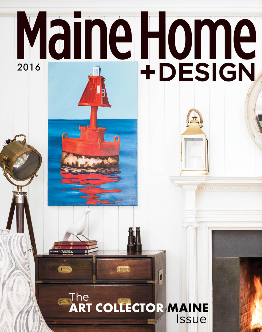 Maine Home & Design Feature