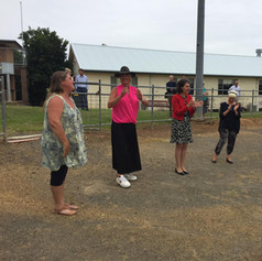 Premiers Visit with Melinda Pavey