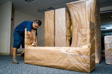 office Moving Company Calgary