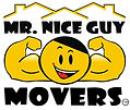 Mr. Nice Guy Movers Logo
