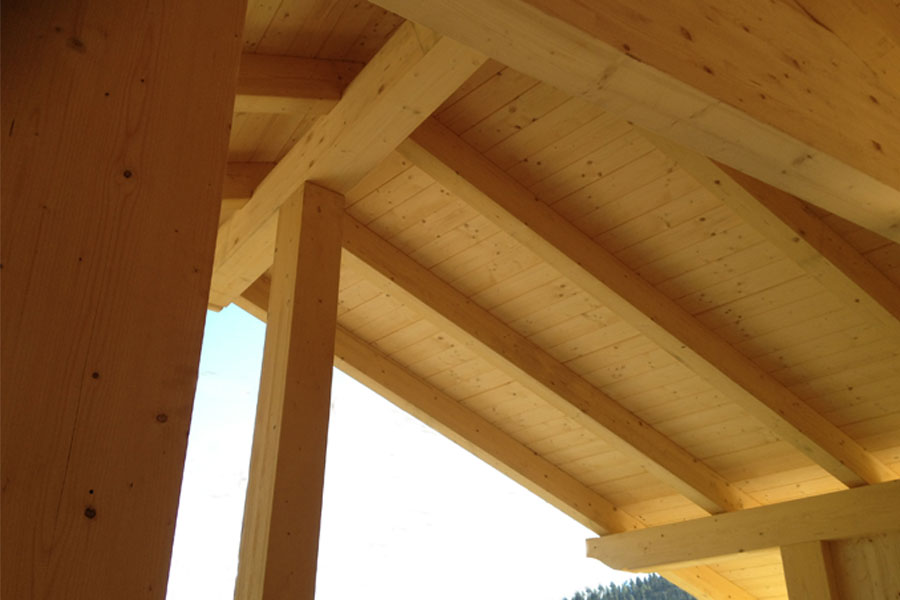 Doues--sruttura-in-legno--Vallestrona-energy-house
