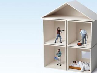 L'isolamento acustico nelle case in legno