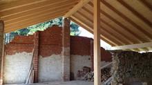 Sopraelevazione e ampliamento: legno!