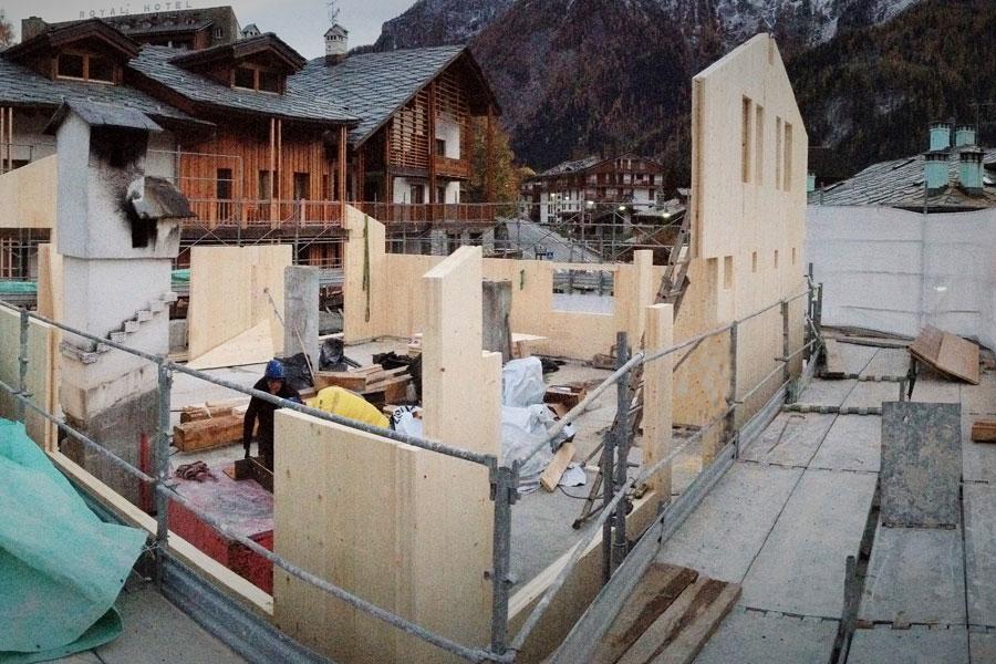 Courmayeur---struttura-in-xlam---vallestrona-energy-house