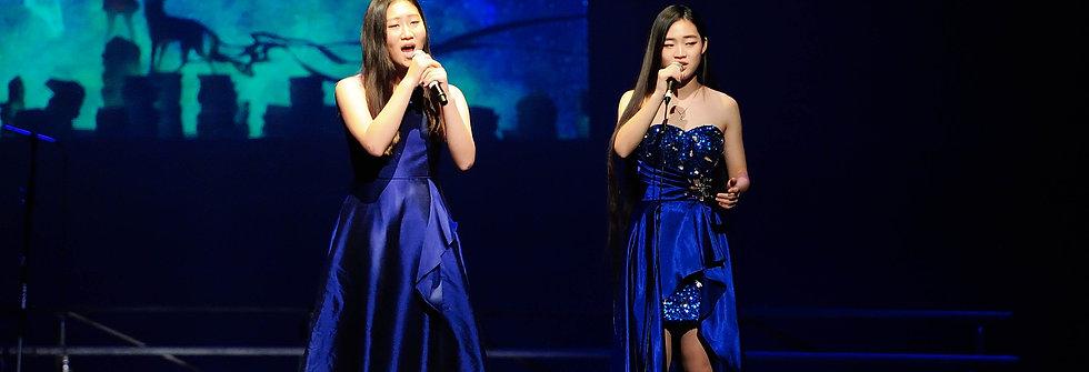 Group Singing Class - Senior Advanced (Level 9 - 10)