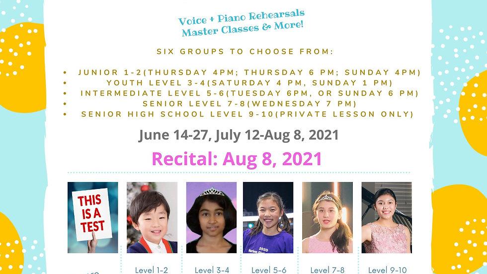 Summer - RCM & Group Voice