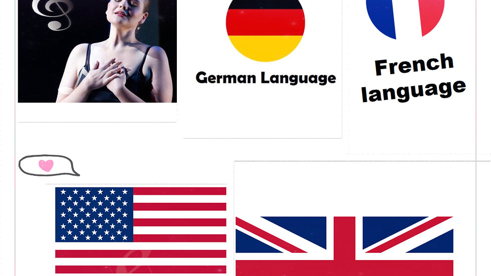 """""""Language in Performance"""" Year Round Course"""