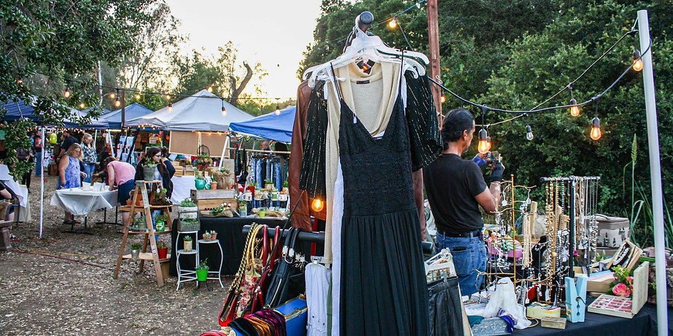 Grand Opening - First Night-Time Summer Market