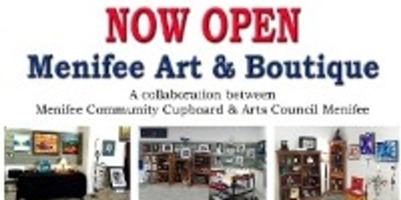 Menifee Art & Boutique Now Open