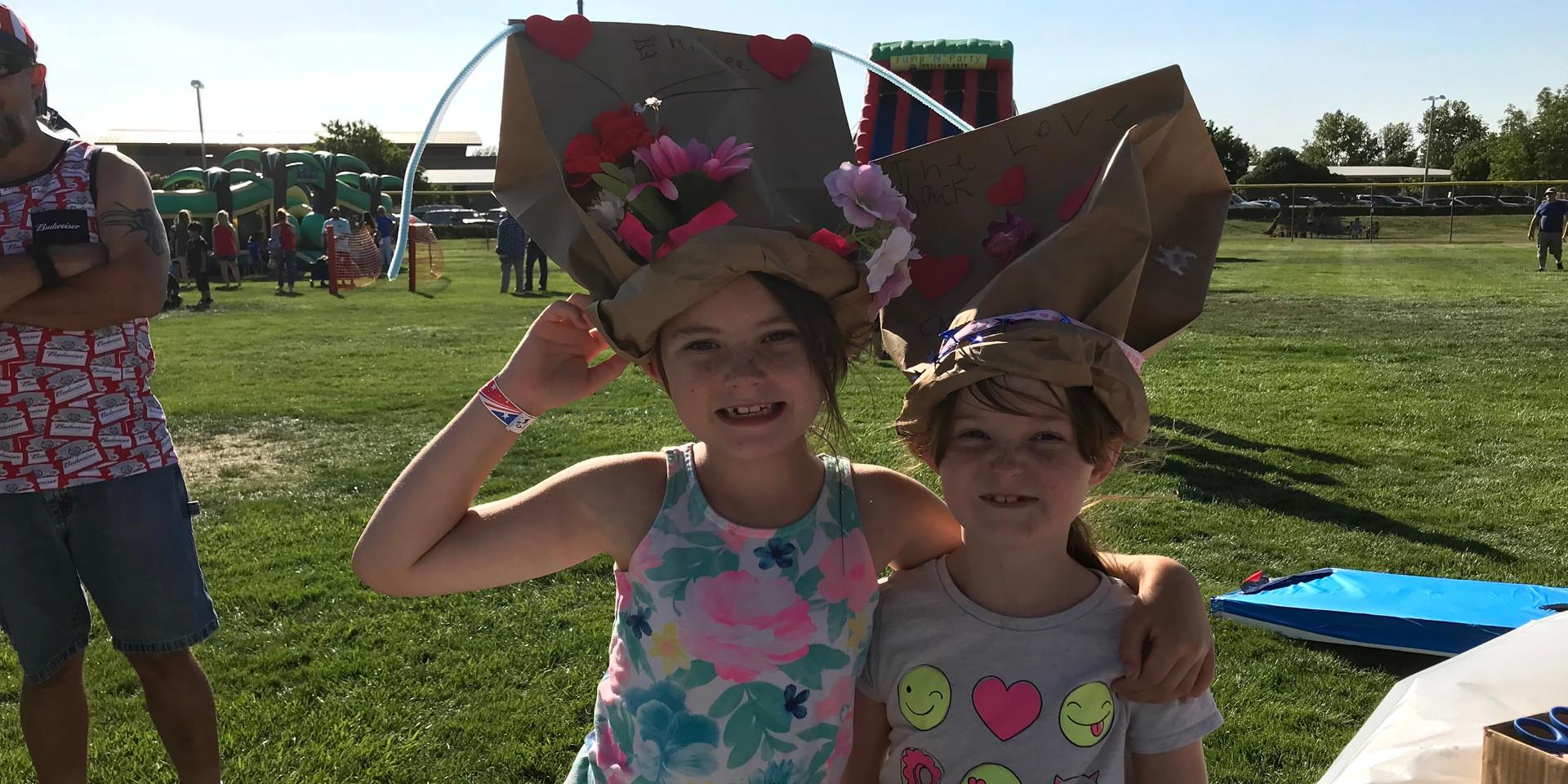 Crazy Hats 2018 - 4