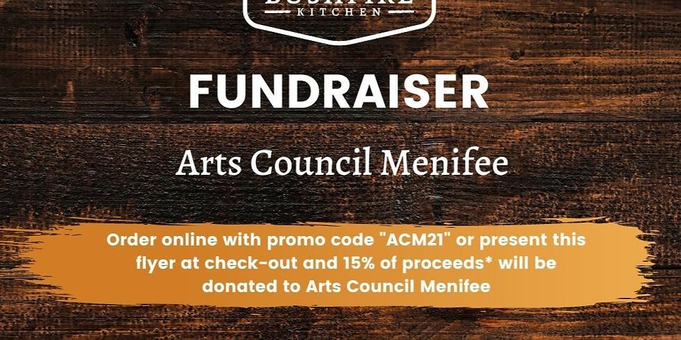 ACM Fundraiser at Bushfire