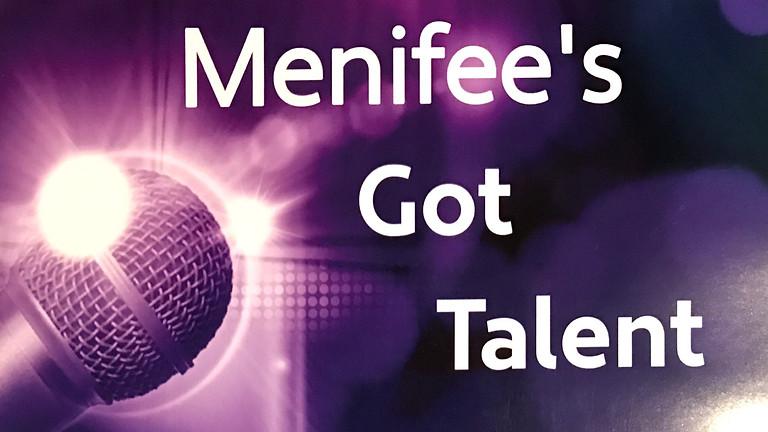 2021 Menifee's got Talent Online Edition