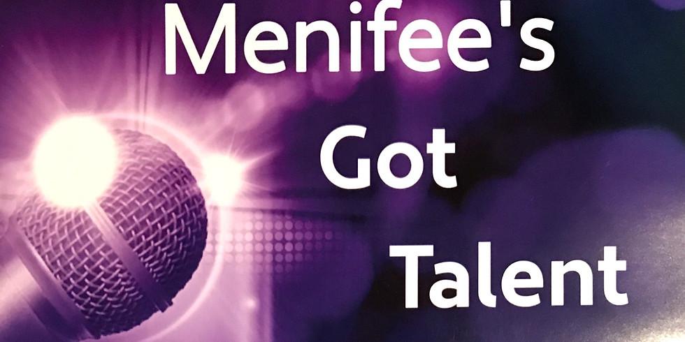 CANCELLED-Menifee's Got Talent 2020