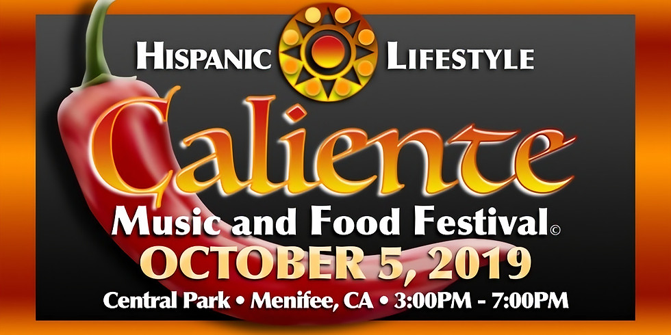 Caliente Music and Food Festival
