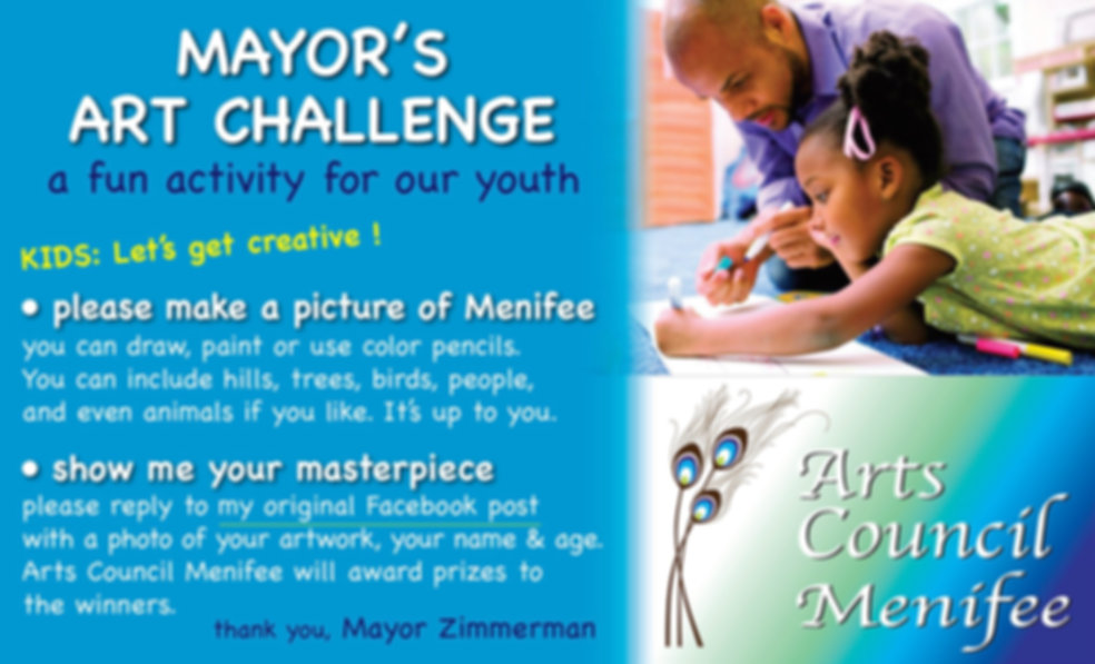 City Art Contest-March 2020