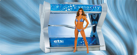 velocity tanning bed