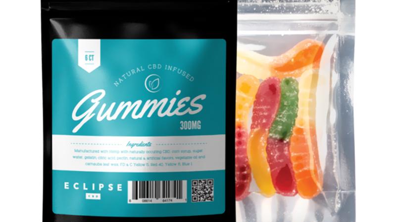 Eclipse CBD - CBD Edible - Assorted Gummies - 50mg